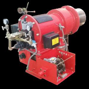 dual fuel burner head