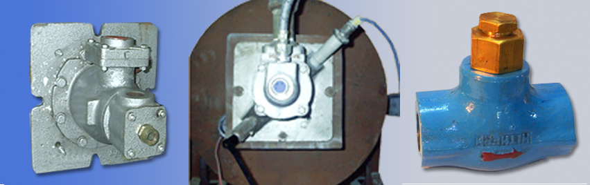furnace gas burner