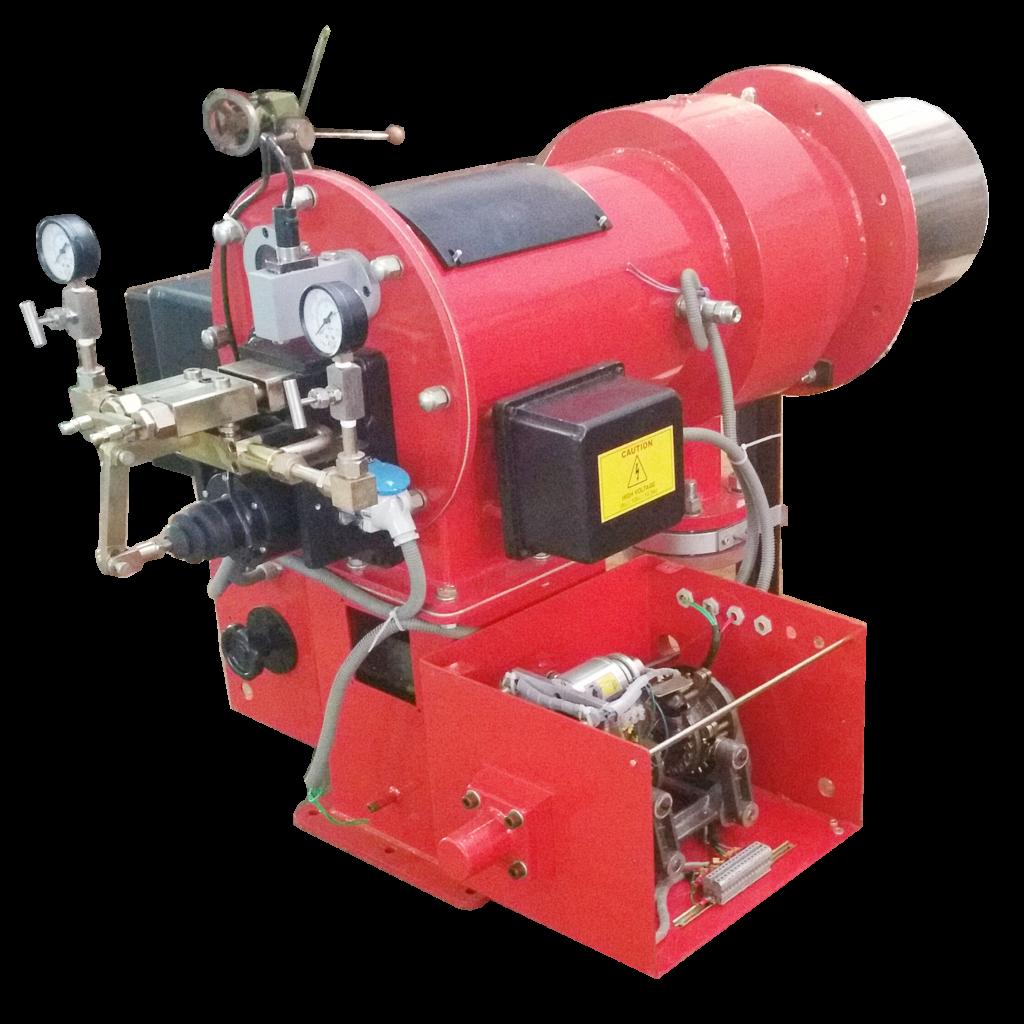 Industrial Dual Fuel Burner Manufacturer Hi Therm
