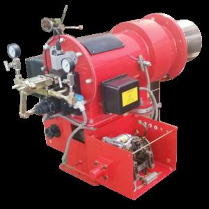 industrial dual fuel burner hitherm burner head