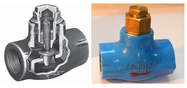 limiting orifice gas valve