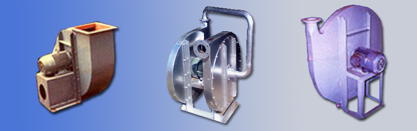 Centrifugal Blowers - Forced Draft Blowers