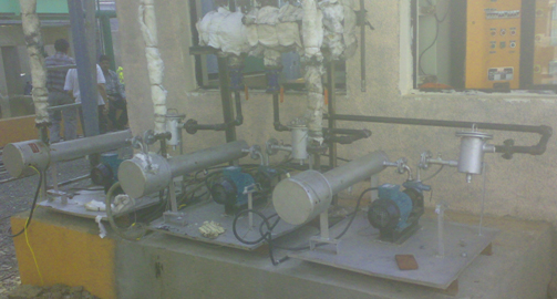 Manufacturer of heating pumping units
