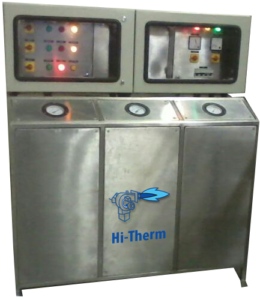 SS Electric Steam Boiler Hitherm