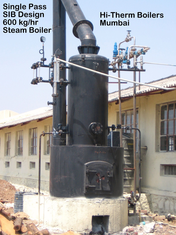 Non Ibr Steam Hot Water Boilers Hi Therm Boilers