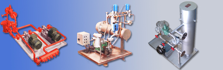 Manufacturers Of Heating Pumping Units
