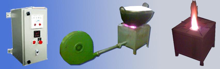 Pan Heating Gas Burner manufacturer