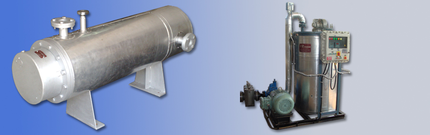 heat exchanger manufacturers