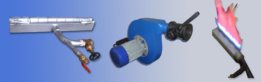 Ribbon Gas Burner manufacturer