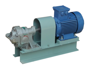 oil transfer pumping unit