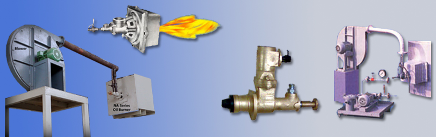 low air pressure burner manufacturer