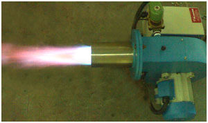 Industrial Gas Burner Manufacturer In India Hi Therm